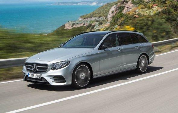 2017 Mercedes-Benz E-class Wagon – News – Car and Driver