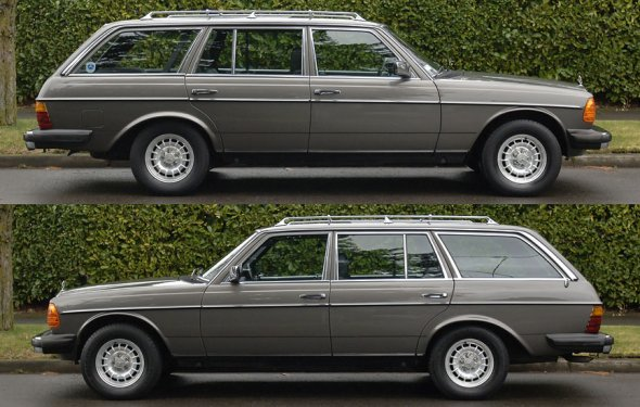 1984 Mercedes 300TD No Reserve | German Cars For Sale Blog