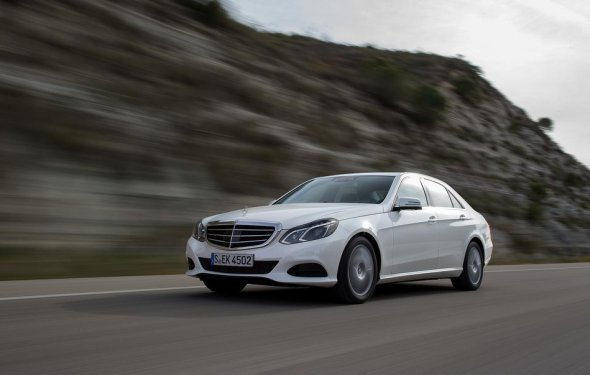 2014 Mercedes-Benz E250 BlueTec Diesel First Drive – Review – Car