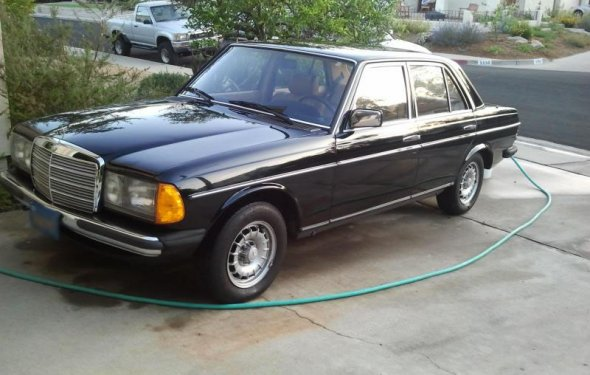 1984 W123 300d Euro 5 speed manual - $5400 - MBWorld.org Forums