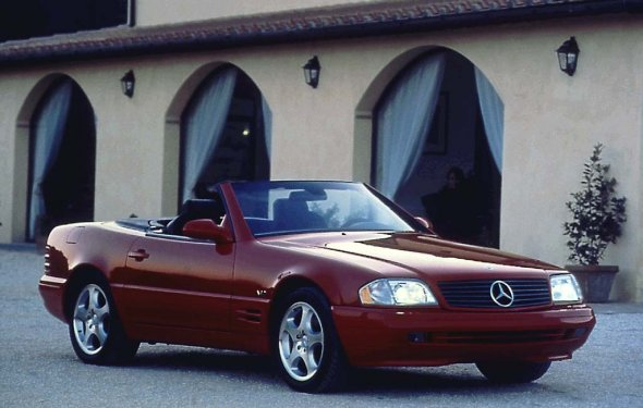 1990-02 Mercedes-Benz SL-Class | Consumer Guide Auto