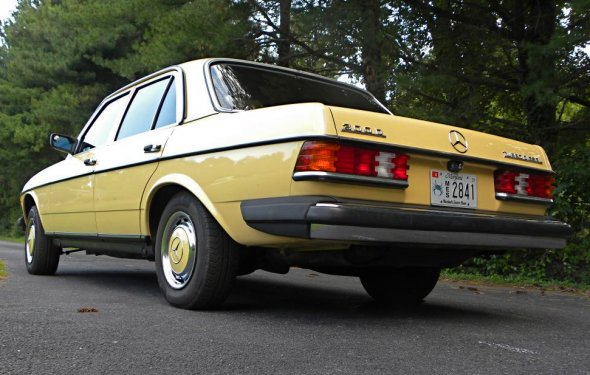 1985 Mercedes 300d Pictures to Pin on Pinterest - PinsDaddy