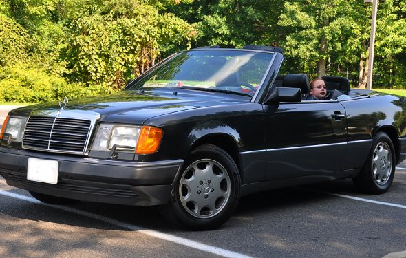 1993-1995 Mercedes 300CE / E320 Cabriolets – A look back at these
