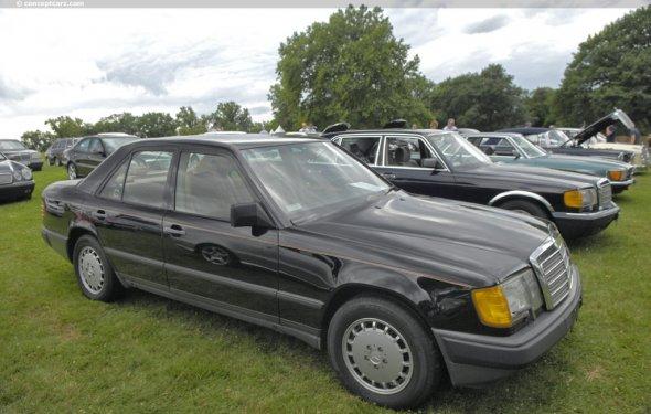 1988 Mercedes-Benz 300 Series - conceptcarz.com