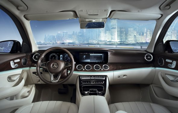 2017-E-Class - Future Vehicle | Mercedes-Benz
