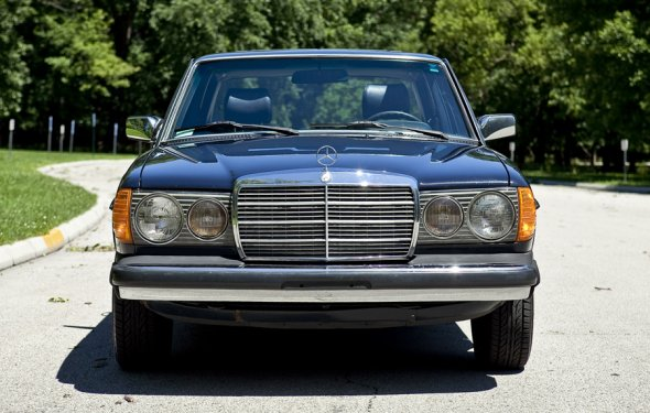 1984 Mercedes-Benz 300D Turbo Diesel | Shiny Side Automotive
