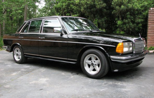 44 best W123 images on Pinterest