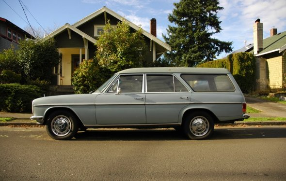 1972 Mercedes-Benz 220 D - Gallery - vdh - Forum