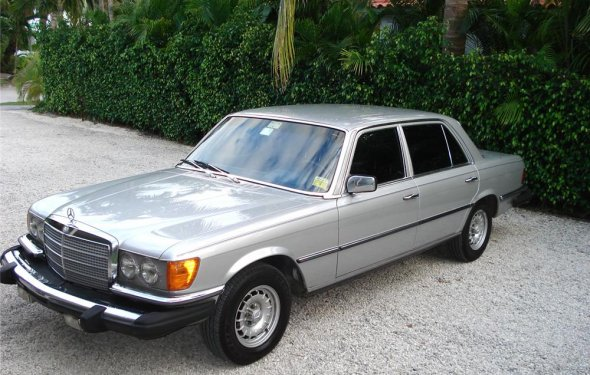 1978 MERCEDES-BENZ 450SEL 4 DOOR SEDAN - 65274