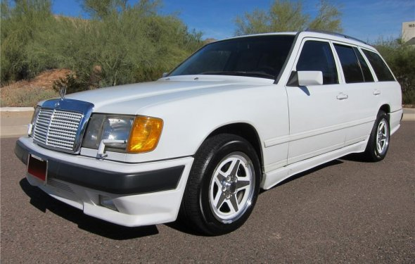 1988 MERCEDES-BENZ 300TE STATION WAGON - 97689