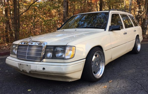 1987 Mercedes-Benz 300TD Wagon | Bring a Trailer