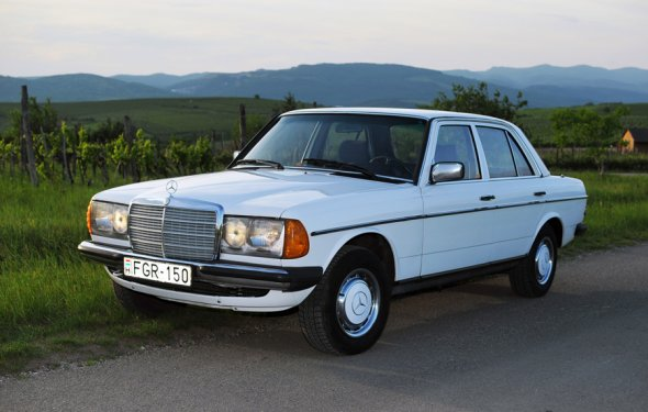 1983 Mercedes-Benz 230E | German Cars For Sale Blog