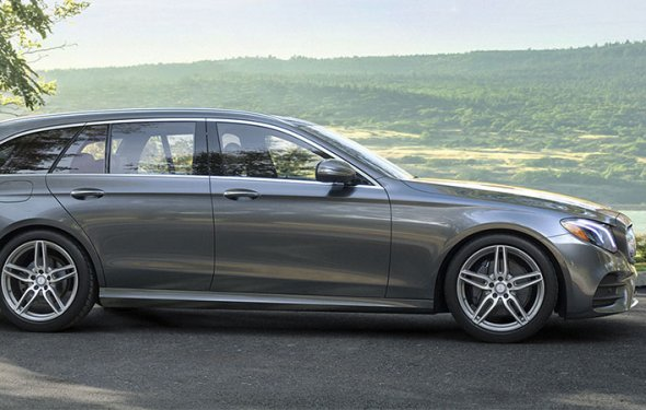2017 Mercedes-Benz E Class Wagon in Fayetteville, NC at Mercedes