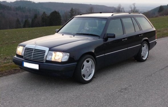 79 best Mercedes W124 images on Pinterest