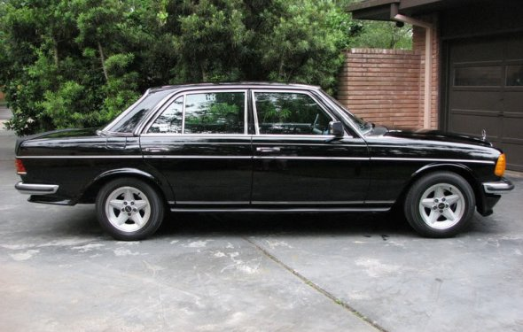 80 Mercedes W123 AMG, fucking hell I m going to get a w123 and
