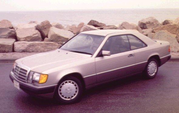 1990-95 Mercedes-Benz 300/E-Class | Consumer Guide Auto
