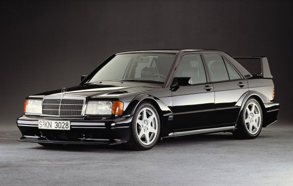 1990 Mercedes-Benz 190 E 2.5-16 Evolution II | Review | SuperCars.net