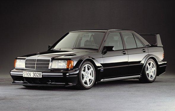1990 Mercedes-Benz 190 E 2.5-16 Evolution II | Review | SuperCars.net