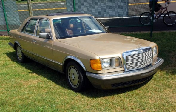 Auction results and data for 1984 Mercedes-Benz 300 Series