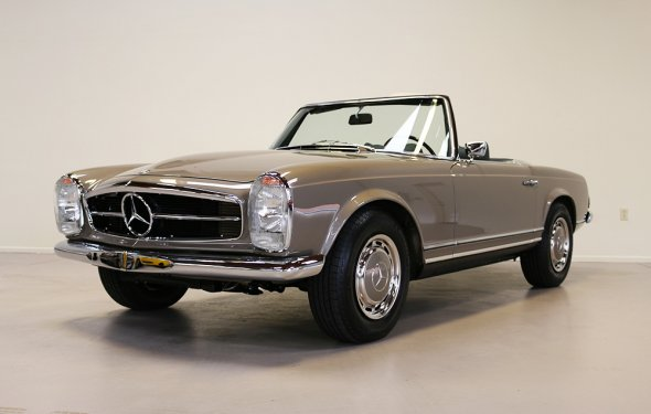 Classic Mercedes-Benz For Sale - CPR Classic