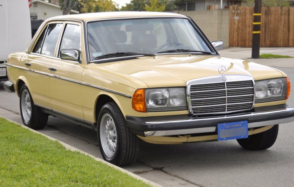 Classic Mercedes fans, 15-inch versions of the original 14-inch