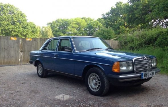 Classic Mercedes w123 200 1982 | in Lewes, East Sussex | Gumtree