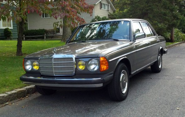 Commentary – When you buy an old Mercedes diesel, make sure you