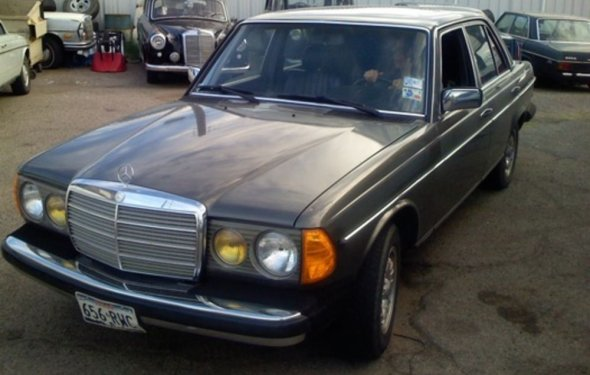 How I Converted My Mercedes-Benz To Run On Veggie Oil | Popular