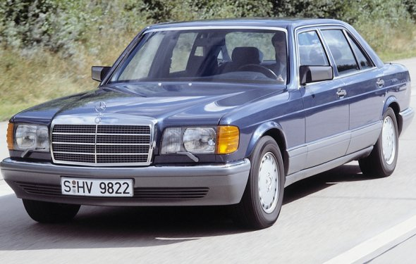 Image Gallery Mercedes 1980 Models