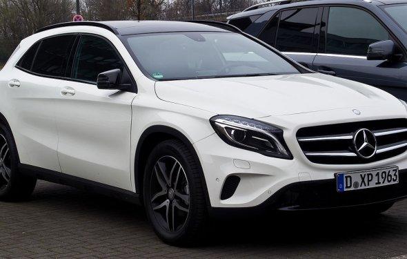 List of Mercedes-Benz vehicles - Wikipedia