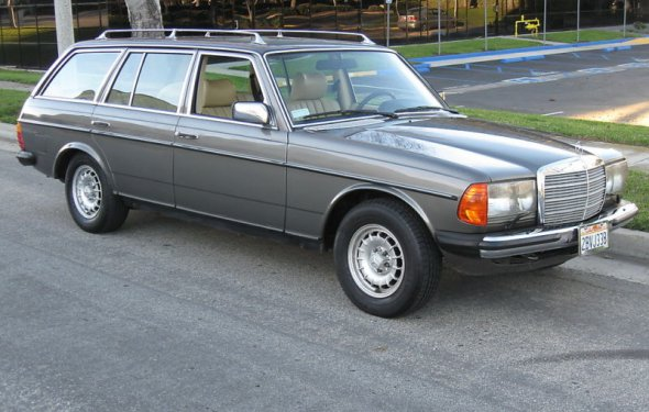 Mercedes-Benz 280TE - More information