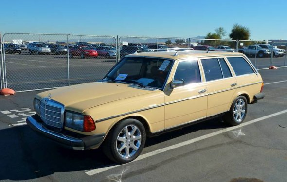 Mercedes-Benz 300TD Modified Station Wagon | NOW! | Pinterest
