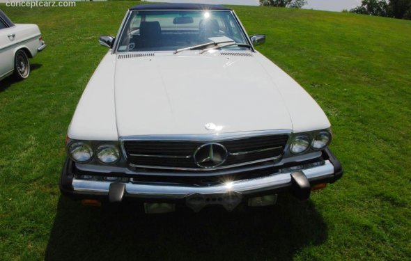 Mercedes Benz 560 Sl - avto-fly.info