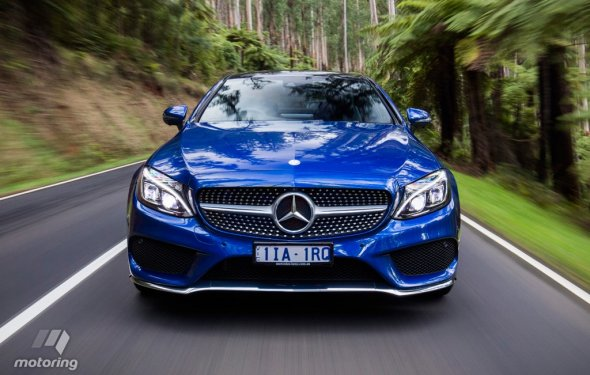 Mercedes-Benz C-Class Coupe 2016 Review - motoring.com.au