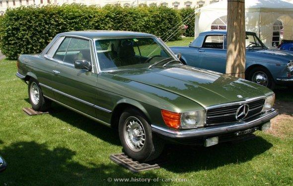 Mercedes Benz Coupe 1980 - Mercedes Benz Images