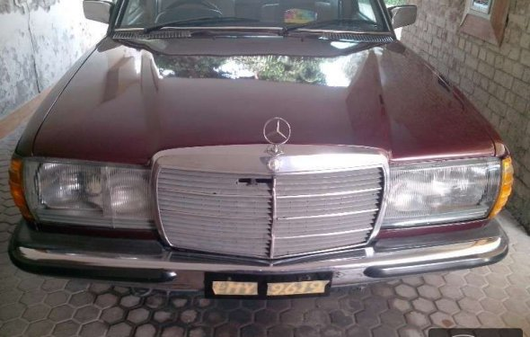 Mercedes Benz D Series 1985 for sale in Lahore | PakWheels
