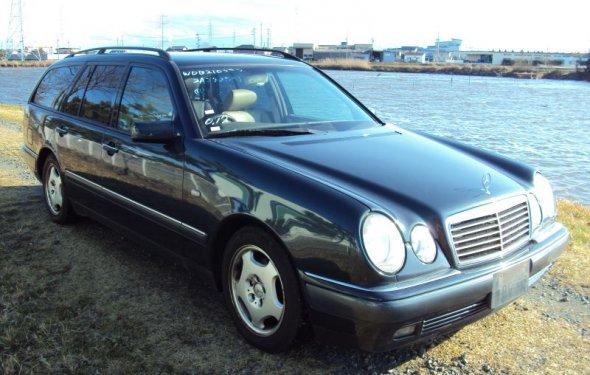 Mercedes-Benz E230 STATION WAGON for sale - Japan Partner