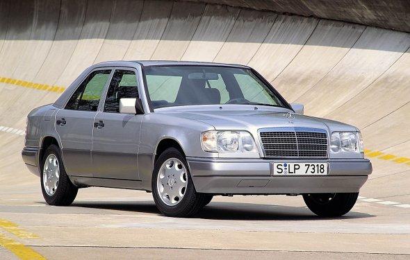 Mercedes Benz E 300 Diesel - avto-fly.info