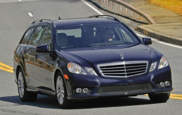 Mercedes-Benz E-class Review: 2011 Mercedes E350 Wagon Test – Car