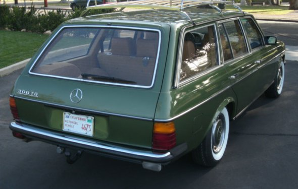 Mercedes Benz W123 300 TD 1980 | Rides | Pinterest | Cars, Volvo