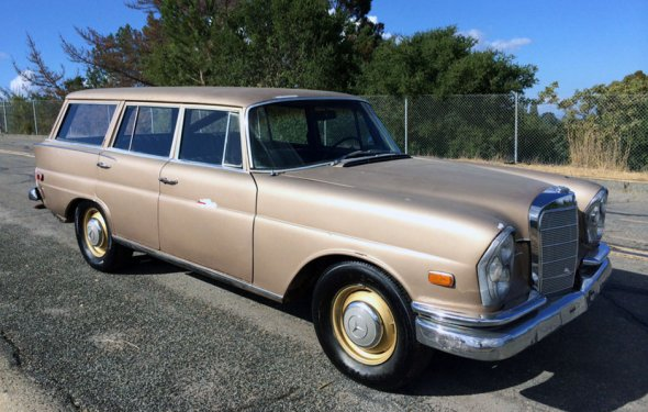 Mercedes-Benz Wagons! - MercedesHeritage