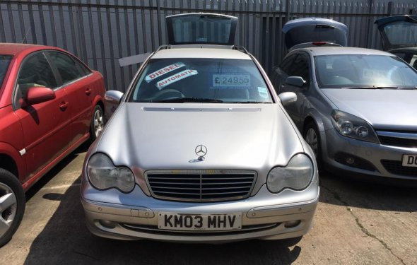 Mercedes C220 Diesel | Used Car Sales Aylesbury - BLM Used Cars