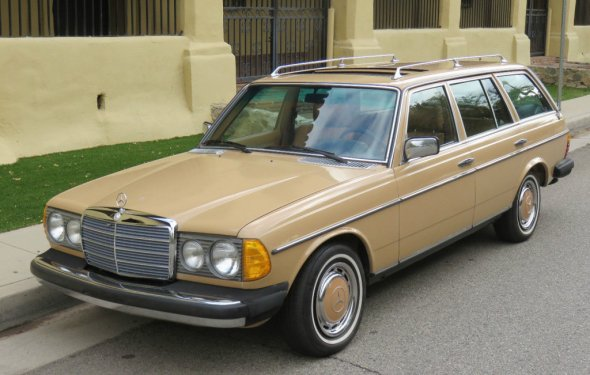 Mercedes Motoring - 1984 300TD Turbo Diesel Station Wagon | Cars