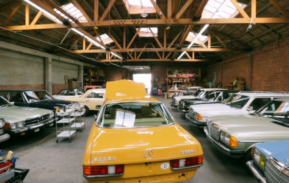 MERCEDES MOTORING: A FANBOY S PRESERVATION OF OLD BEAUTIES