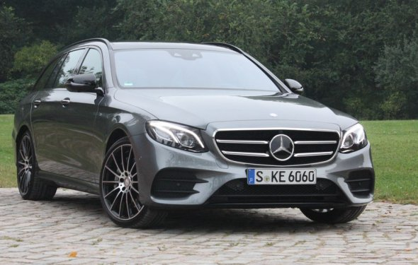 Mercedes Station Wagon - Cars News Official