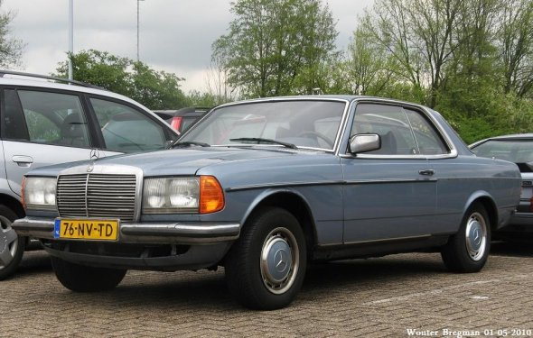 Mercedes W123 280CE 1979 | Wouter Bregman | Flickr
