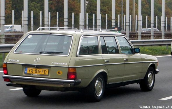 Mercedes W123 300TD Turbo Diesel 1984 | Same owner since 199… | Flickr