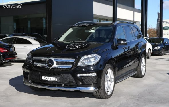 New & Used Mercedes-Benz Diesel cars for sale in Australia
