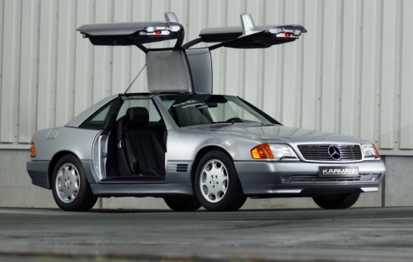 Ow many W124 parts on a crossfire? - Mercedes-Benz Forum