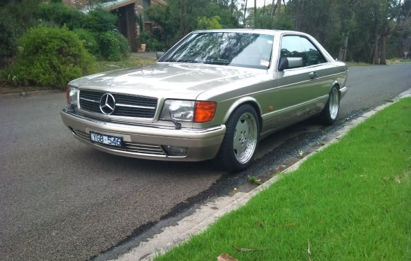 OZBENZ - Australian & New Zealand Mercedes-Benz Forums • View